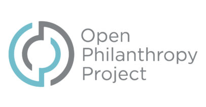 Open Philanthropy Project